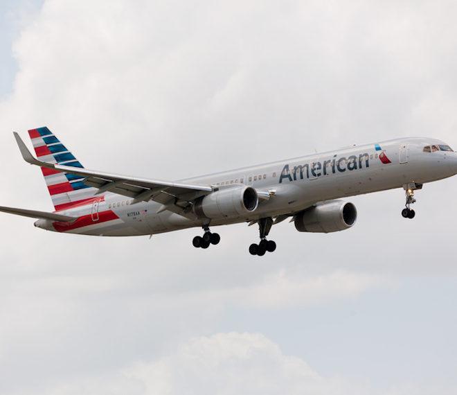 American Airlines © Braniffman | Dreamstime.com