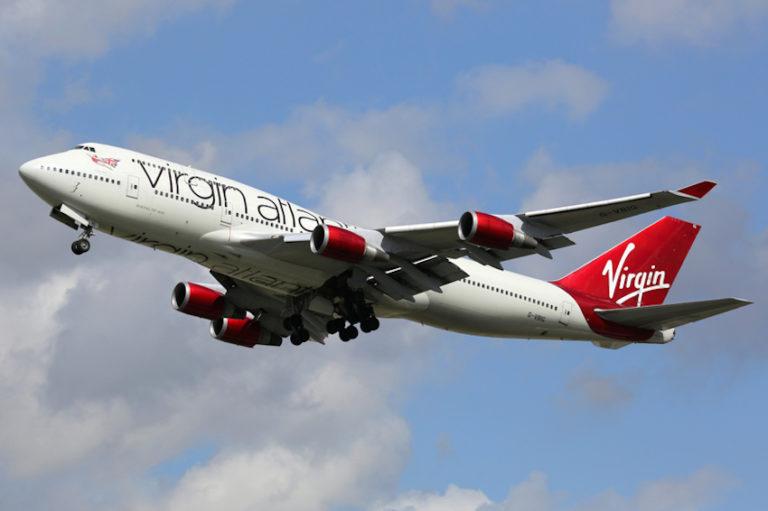 Virgin Atlantic © Boarding1now | Dreamstime.com