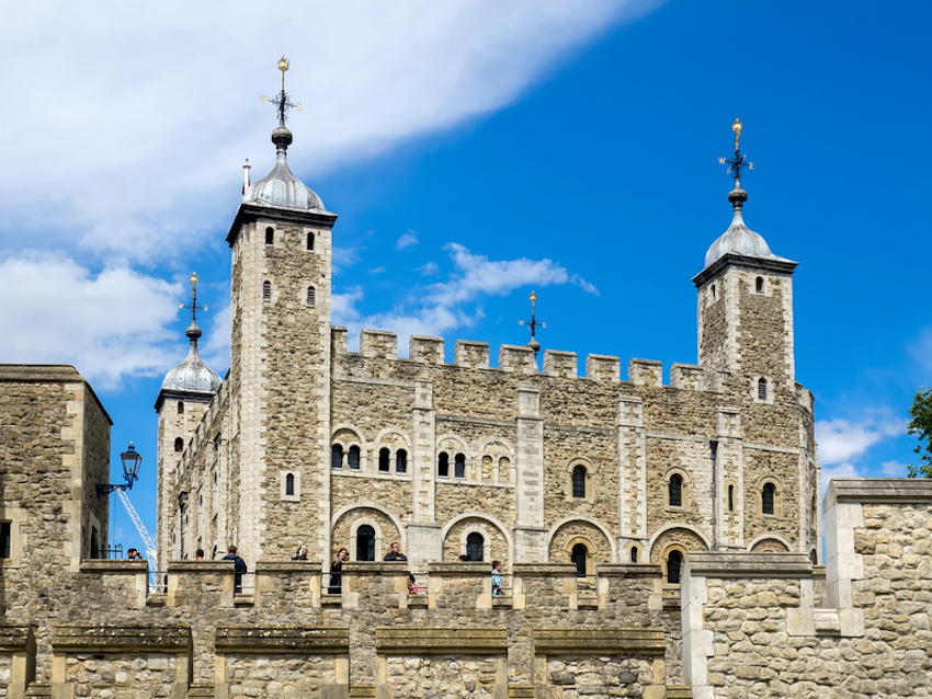 Tower of London © Philip Bird | Dreamstime.com