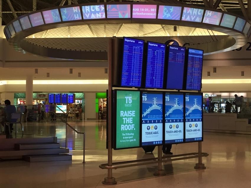 JFK Airport © Ritu Jethani | Dreamstime.com
