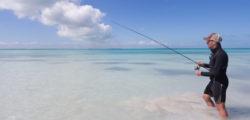 Flyfishing in Belize © Mailland David   Dreamstime.com