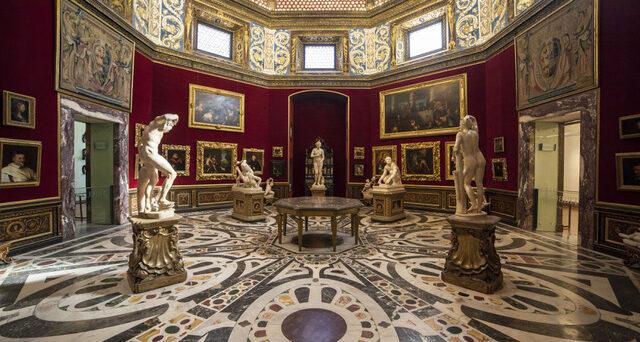 Florence's Uffizzi Gallery