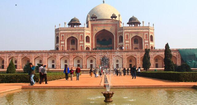 Humayan tomb New Delhi