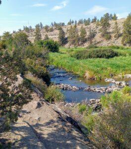 Cline Falls, Oregon