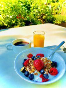 Delamar West Hartford Hotel Room Breakfast