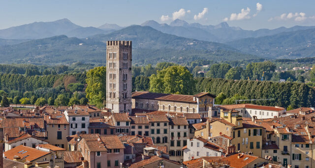 Tuscany's Lucca