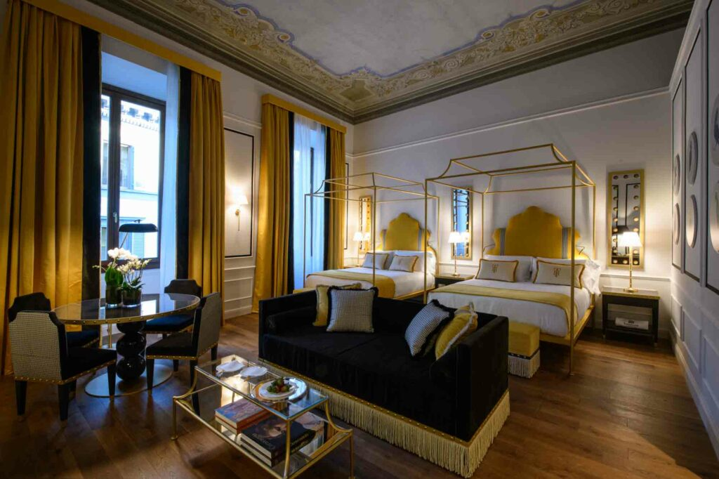 Hotel Il Tornabuoni in Florence